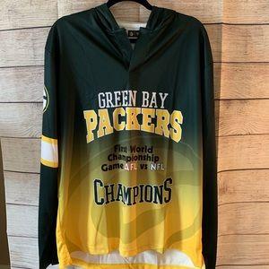 NFL Green Bay Packers Champion Shirt, NWT